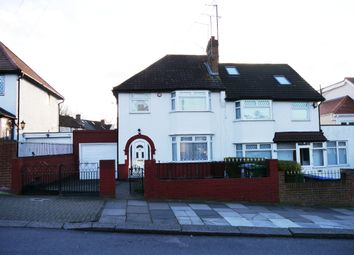 Thumbnail 3 bed semi-detached house for sale in Brook Road, Dollis Hill
