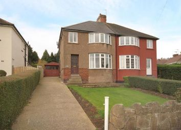 Thumbnail 3 bed semi-detached house for sale in Chesterfield Road, Dronfield, Derbyshire