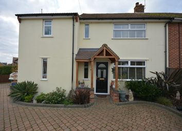 Thumbnail 4 bedroom semi-detached house for sale in Grayson Avenue, Pakefield, Lowestoft