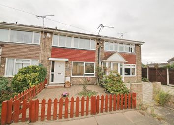 Thumbnail 3 bed terraced house for sale in Trent, East Tilbury, Tilbury