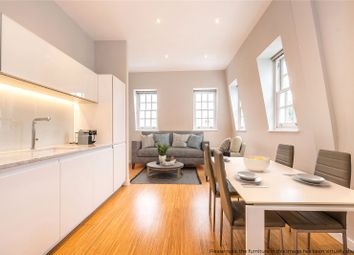 Wingate Square, London SW4. 2 bed flat for sale