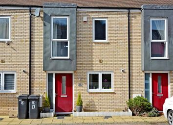 Thumbnail 2 bed terraced house for sale in King George Way Chingford, London
