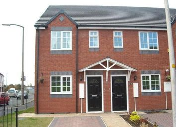 Thumbnail 2 bed end terrace house to rent in Sydney Road, Cradley Heath