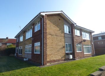 Thumbnail 1 bed flat for sale in Carlisle Crescent, Penshaw, Houghton Le Spring