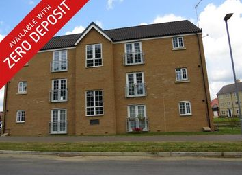 Thumbnail 2 bed flat to rent in Egyption Goose Road, Sprowston, Norwich