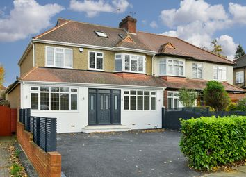 Thumbnail 5 bedroom semi-detached house for sale in Parsonsfield Road, Banstead