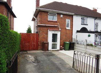 Thumbnail 2 bed semi-detached house for sale in Rookwood Road, Leeds