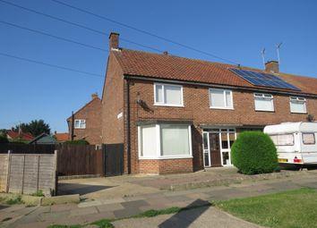 3 bed end terrace house for sale in Lanark Road, Ipswich IP4