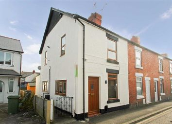 Thumbnail 2 bed end terrace house for sale in St. Martins Road, Gobowen, Oswestry