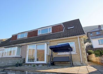 Thumbnail 3 bed semi-detached bungalow for sale in 43, Letty Harri, Penycae, Port Talbot, Port Talbot