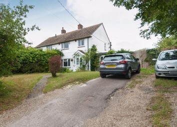 Thumbnail 3 bed semi-detached house for sale in Chapel Lane, Ripple, Deal