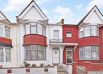 3 bed terraced house for sale in Maybank Avenue, Wembley, Middlesex HA0