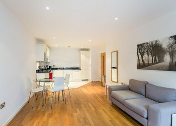 Thumbnail 1 bed flat to rent in Stamford Street, London