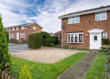 Thumbnail 4 bed end terrace house for sale in Sunset Close, Bletchley, Milton Keynes, Buckinghamshire