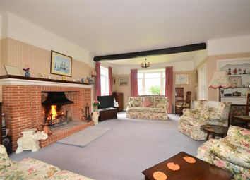 Thumbnail 4 bed detached house for sale in Colwell Common Road, Totland Bay, Isle Of Wight