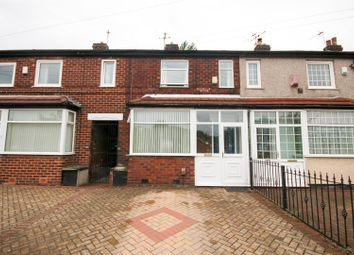 2 bed terraced house for sale in Trafford Road, Eccles, Manchester M30