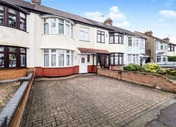 Thumbnail 3 bed terraced house for sale in Grenfell Avenue, Hornchurch