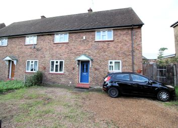Thumbnail 3 bed semi-detached house for sale in Bridge Road, Slade Green, Kent