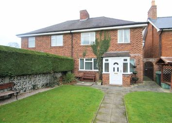 Thumbnail 3 bed semi-detached house for sale in Holyhead Road, Montford Bridge, Shrewsbury