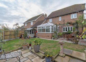 Thumbnail 4 bed detached house for sale in The Saltings, Iwade, Sittingbourne