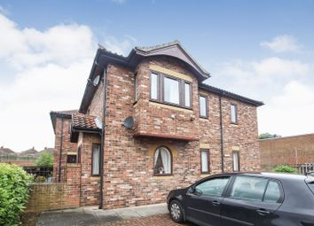 Thumbnail 2 bed flat for sale in Linwood Court, Northgate, Guisborough