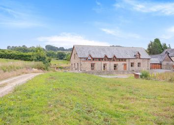 Thumbnail 5 bed detached house for sale in Ysgubor Hir, Crickadarn Builth Wells