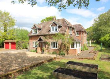 Thumbnail 5 bed detached house for sale in Bighton Lane, Gundleton, Alresford