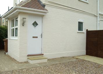 Thumbnail 1 bed flat to rent in Penrhyn Road, Northampton