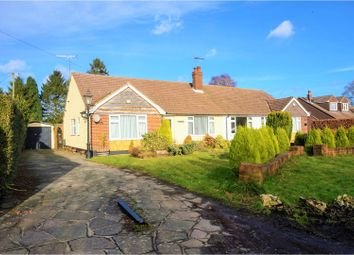 Thumbnail 3 bed semi-detached bungalow for sale in Newlands Lane, Meopham, Culverstone