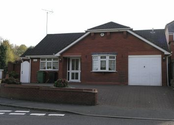 Thumbnail 2 bed detached bungalow for sale in Butchers Lane, Halesowen