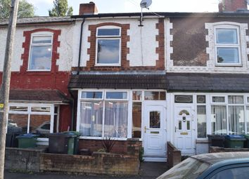 Thumbnail 3 bed terraced house for sale in Merrivale Road, Bearwood