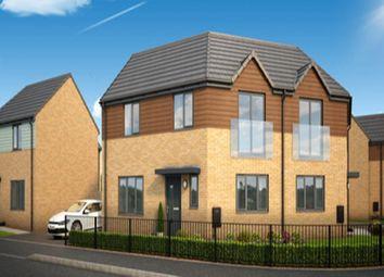 Thumbnail 3 bed semi-detached house for sale in Buchanan Broomhouse Lane, Edlington, Doncaster