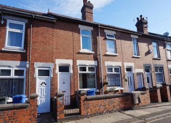 Thumbnail 2 bed terraced house for sale in Buccleuch Road, Normacot, Stoke-On-Trent, Staffordshire