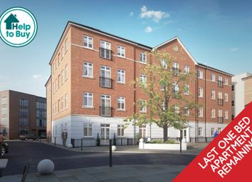 Thumbnail 1 bed flat for sale in Waddesdon House, Gorcott Lane, Dickens Heath