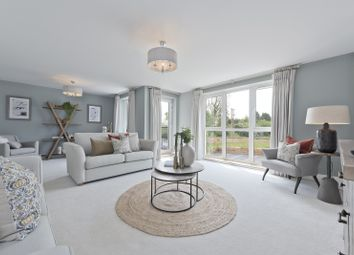 Thumbnail 4 bedroom semi-detached house for sale in Stane Street, Pulborough