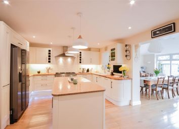 Thumbnail 5 bedroom detached house for sale in Foreman Way, Crowland, Peterborough
