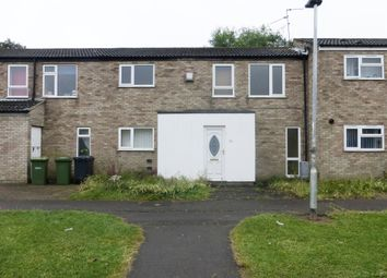 Thumbnail 3 bed terraced house for sale in Barnstock, Bretton, Peterborough