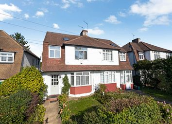 Thumbnail 4 bed semi-detached house for sale in Baston Road, Hayes, Kent