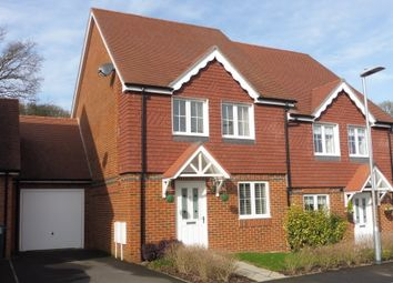 Thumbnail 3 bed semi-detached house for sale in Applin Road, Riverdown Park, Salisbury