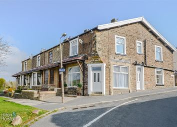 Thumbnail 3 bed end terrace house for sale in Park Road, Cliviger, Burnley