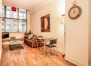 Thumbnail 1 bed flat for sale in Millington House, 57 Dale Street, Manchester
