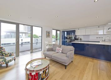 Thumbnail 3 bed flat for sale in Faraday Road, London