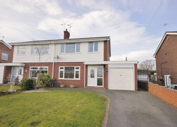 Thumbnail 3 bed semi-detached house for sale in Ash Lane, Mancot, Deeside