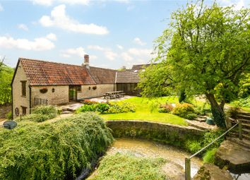 Thumbnail 4 bed detached house for sale in North Wraxall, Wiltshire