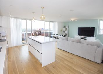 Thumbnail 3 bed flat for sale in The Hatbox, Munday Street