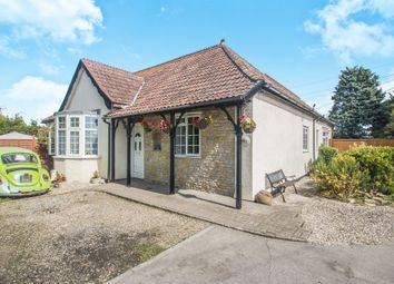 Thumbnail 3 bed detached bungalow for sale in Bath Road, Bawdrip, Bridgwater