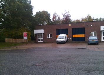 Thumbnail Commercial property to let in North Moons Moat, Redditch, Worcesteshire
