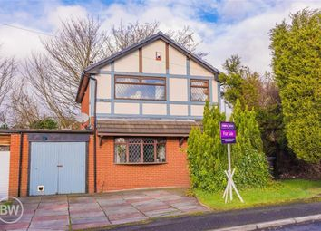 Thumbnail 3 bedroom detached house for sale in Lambley Close, Leigh, Lancashire