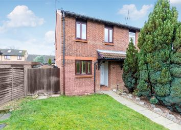 Thumbnail 3 bed semi-detached house for sale in Cobb Close, Datchet, Berkshire