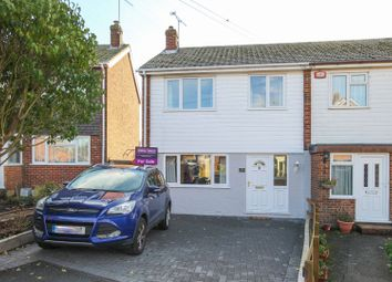 Thumbnail 3 bed semi-detached house for sale in Kevin Drive, Ramsgate